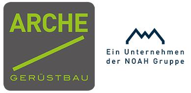 Logo der Firma Arche Gerüstbau GmbH